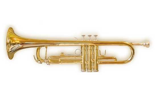 トランペット楽器画像